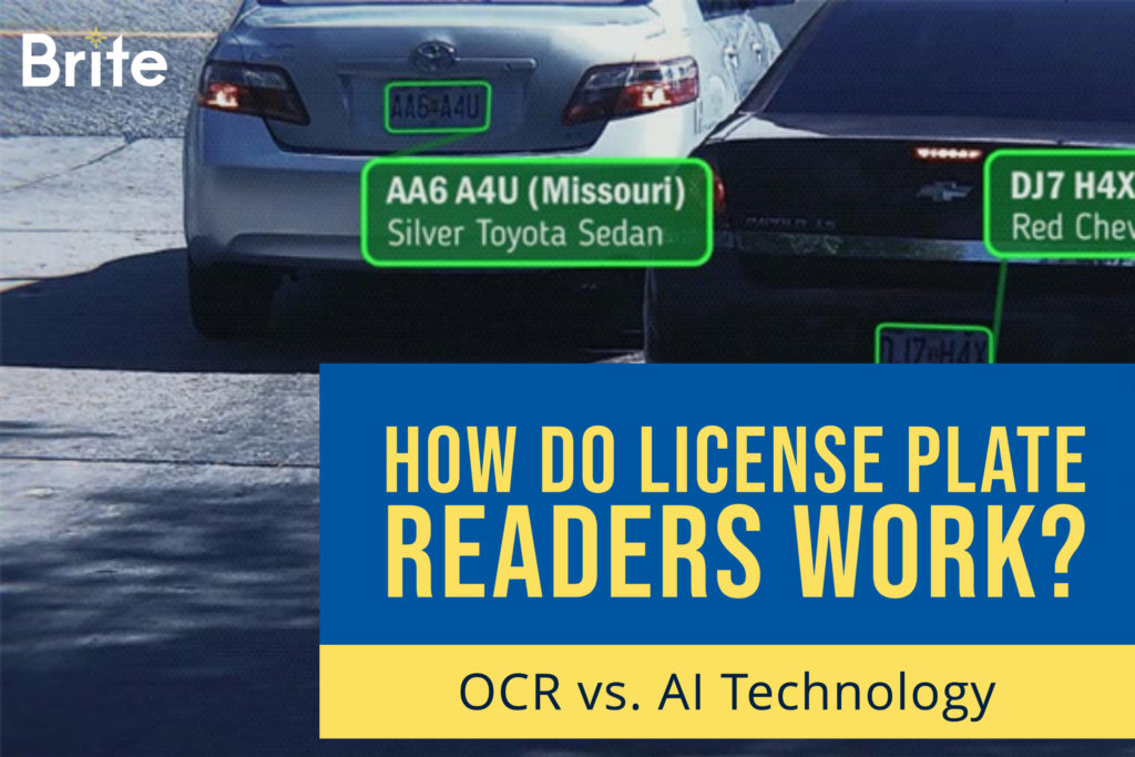 """LPR plate capture with """"How do license plate readers work?"""""""
